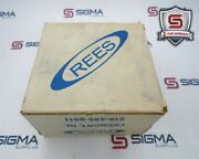 Rees 04910-100 Rotary Contact Selector W/ Latch 600vac 250vdc