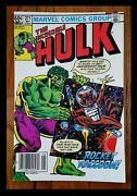 1st Appearance Of Rocket Raccoon - The Incredible Hulk - 20th Anniversary Issue