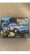 Playmobil 70317 Back To The Future Delorean Car Movie. Brand New And In Hand