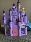 Disney Ultimate Princess Castle Euc - Complete - Only Local Pickup