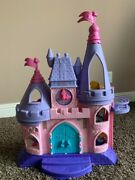 Fisher Price Little People Disney Princess Songs Palace Castle-local Pickup Only