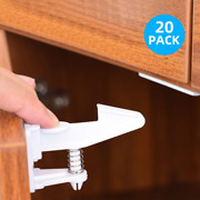 Cabinet Locks Child Safety Latches - Tusunny Baby Proofing Lock Child Proof Draw