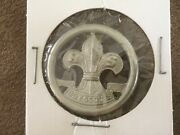 1950's United Kingdom / British Scout - Uk Rs Rover Scouts Metal Hat Badge