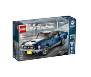 Lego Creator Expert 10265 Ford Mustang 1960 Model New In Box Building Kit