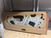 1967-1968 Ford Mustang Nos Deluxe Drivers Door - New Old Stock
