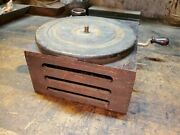 Antique Miniature Child's Toy Kiddies Phonograph For Parts Or Restoration Needs
