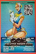 Creator Owned Expo 2013 - Convention Card Promo Exclusive - From Coe