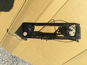 Jaguar Xj6 1980-87 Ac Console Control Panel With 2 Switches And Control Wheel