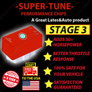 For Jeep Cherokee 96-2019 - Performance Tuner Chip - Power Tuning Programmer