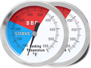 Dozyant 3 Bbq Thermometer Temperature Gauge For Charcoal Grill Pit Smoker Temp