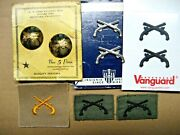 /us Army Collar Pins Military Police Sets1940-60s