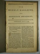 Rare July 6 1775 Newspaper - Reports Capture Of Fort Ticonderoga By Ethan Allen