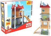 Fortnite Battle Royale Collection Mega Fort Display Set Ops Ages 8+ Toy Play Fun