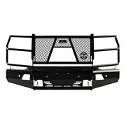 Ranch Hand Summit Front Bumper Camera For Chevrolet 2500hd/3500hd 2020