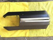 Orig 1967 Mustang Shelby Deluxe Front Seat Bottom Panel Trims