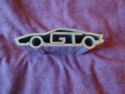 New Collectible 2005-06 Ford Gt 2 Piece Aluminum Extrusion Model