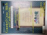 Womens Circle Counted Cross-stitch And Candlewicking Over 25 Counted Cross-st..