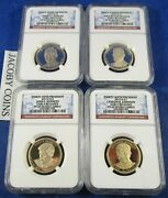 2015 S Ngc Pf69 Early Releases Presidential Dollar Set