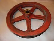 New Holland 795 Manure Spreader Drive Pulley