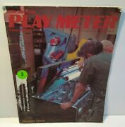 Play Meter Magazine July 1977 Pinball And Arcade Bally Evel Knievel Junge Queen