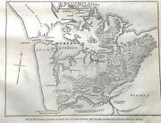 1863 Newspaper Early Views Of New Zealand Map Aukland During Invasion Of Waikato