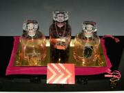 Waterford Rebel Plum Decanter Set Brand New Individually Boxed