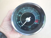 Porsche 356 Tachometer Electric 12v Vdo Brazilian Made 14 C102
