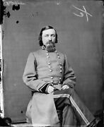 George E. Pickett Photograph - Vintage Photo From 1860