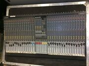 Allen And Heath Gl2400 32 Channel Pro Audio Mixing Board Mixer Console And Case