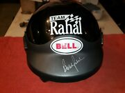Bobby Rahal Autographed Signed Bell Helmet Lincoln Electric Indy 500 Indycar