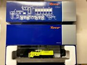 Roco Ho Trains Beilhack Rotary Snowblower Csx W/zimo Sound And Dcc 72803