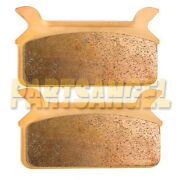 Rear Sintered Brake Pads For 1994-1999 Harley Road King Flhr Flhrci Motorcycle