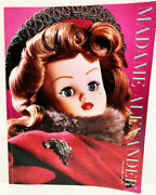 2000 Madame Alexander Full Doll Line Catalog Book With Doll Prices Cissy Cover