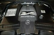 Mercedes Oem Carbon Fiber Engine Cover W222 C217 S63 Amg S63 Amg S Class New