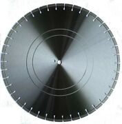 5-pack Professional 26-inch Dry/wet Concrete Diamond Blade