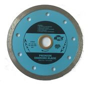 10-pack 14-inch Premium Continuous Diamond Blade Cutting Tile, Porcelain And Stone