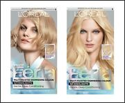 Loreal Feria Multi-faceted Shimmering Permanent Hair Color 3x Highlights U Pick