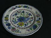 Masonand039s Plantation Colonial 7 3/4 Plate Made For Carl Forslund