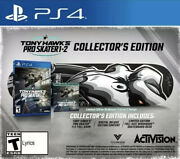 Tony Hawk's Pro Skater 1 And 2 Collector's Edition Ps4 Preorder - Gamestop