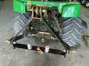 Excellent 3 Point Utility Hitch For John Deere 1023e,1025r,1026r,2305,2210