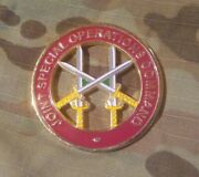 Joint Special Operations Command Jsoc General Tier-1 Smu Challenge Coin