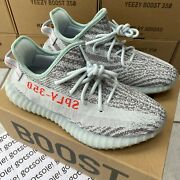 Adidas Yeezy Boost 350 V2 And039blue Tintand039 B37571 Uk 7 8 9 10 11 - 100 Authentic