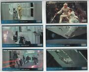 Star Wars Anh Widevision Trading Card Set Topps 1995 Inserts Promos Binder