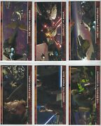 Star Wars Revenge Of The Sith Widevision Topps 2005 Set + 30 Inserts 2 Promos
