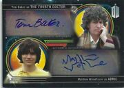 Doctor Who Signature Autograph Trading Cards All Series Variation Listing