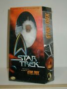 Star Trek Carded And Boxed Figures 5 6 9 12 From Diff Series Variation Listing