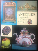 Antiques A Popular Guide To Antiques For Everyone 1973 Octopus Books
