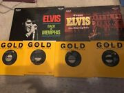 Elvis Record Collection From Private Collection Hard To Find- Only One On Ebay