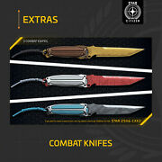 Star Citizen - Combat Knifes - Subscribers Exclusive