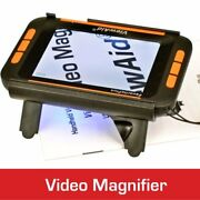 Visee Low Vision 3.5 Video Magnifier Visual/reading Aid Lvm-300 With Stand